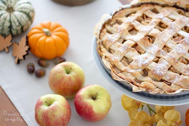 Wettbewerb Herbst Deko von DEPOT und American Apple Pie