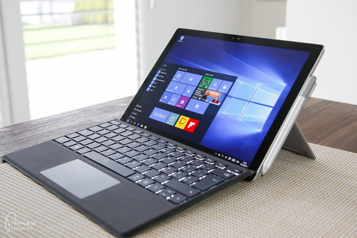Neues Surface 4