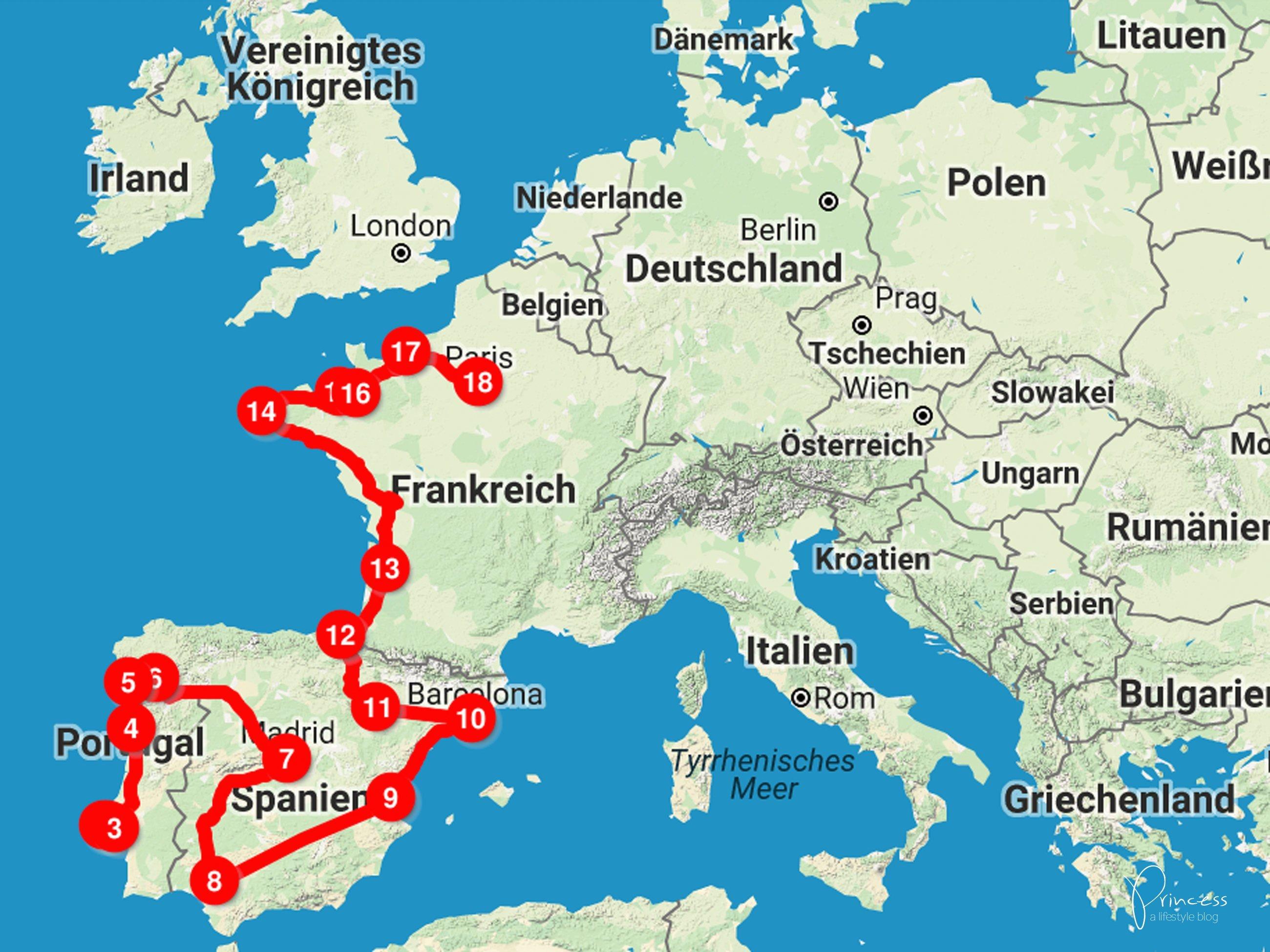 Karte Europa Asien.Eurasia By Train Von Europa Nach Asien Mit Dem Zug Reise