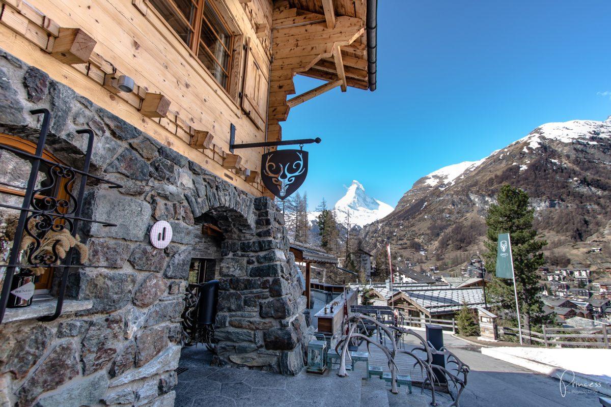 Hotel in zermatt cervo mountain boutique resort for Boutique hotel zermatt