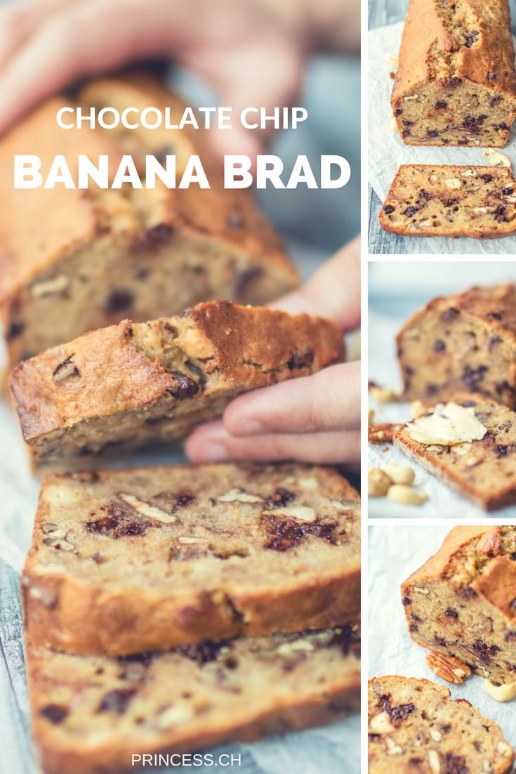 Banana bread rezept leicht