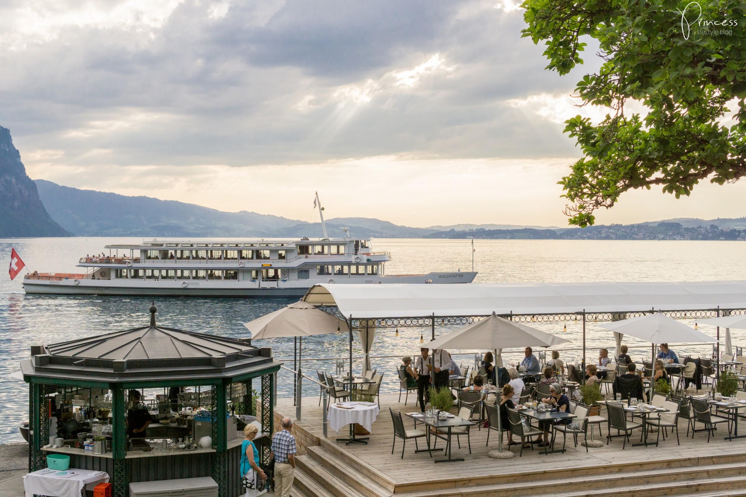 Sommerferien In Der Schweiz Hotel Vitznauerhof Am