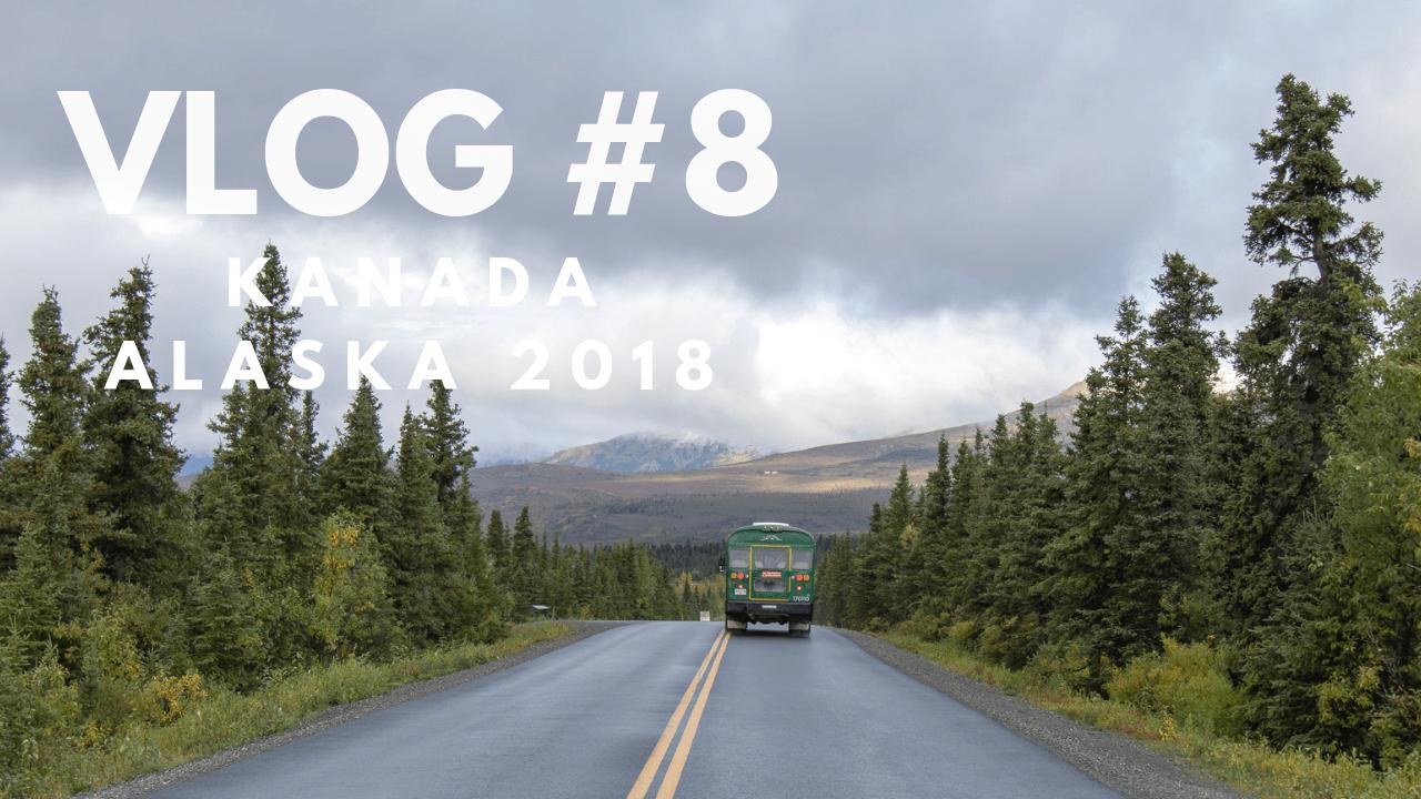 Update: ein Besuch in Northpole und der Denali National Park (Alaska Teil...