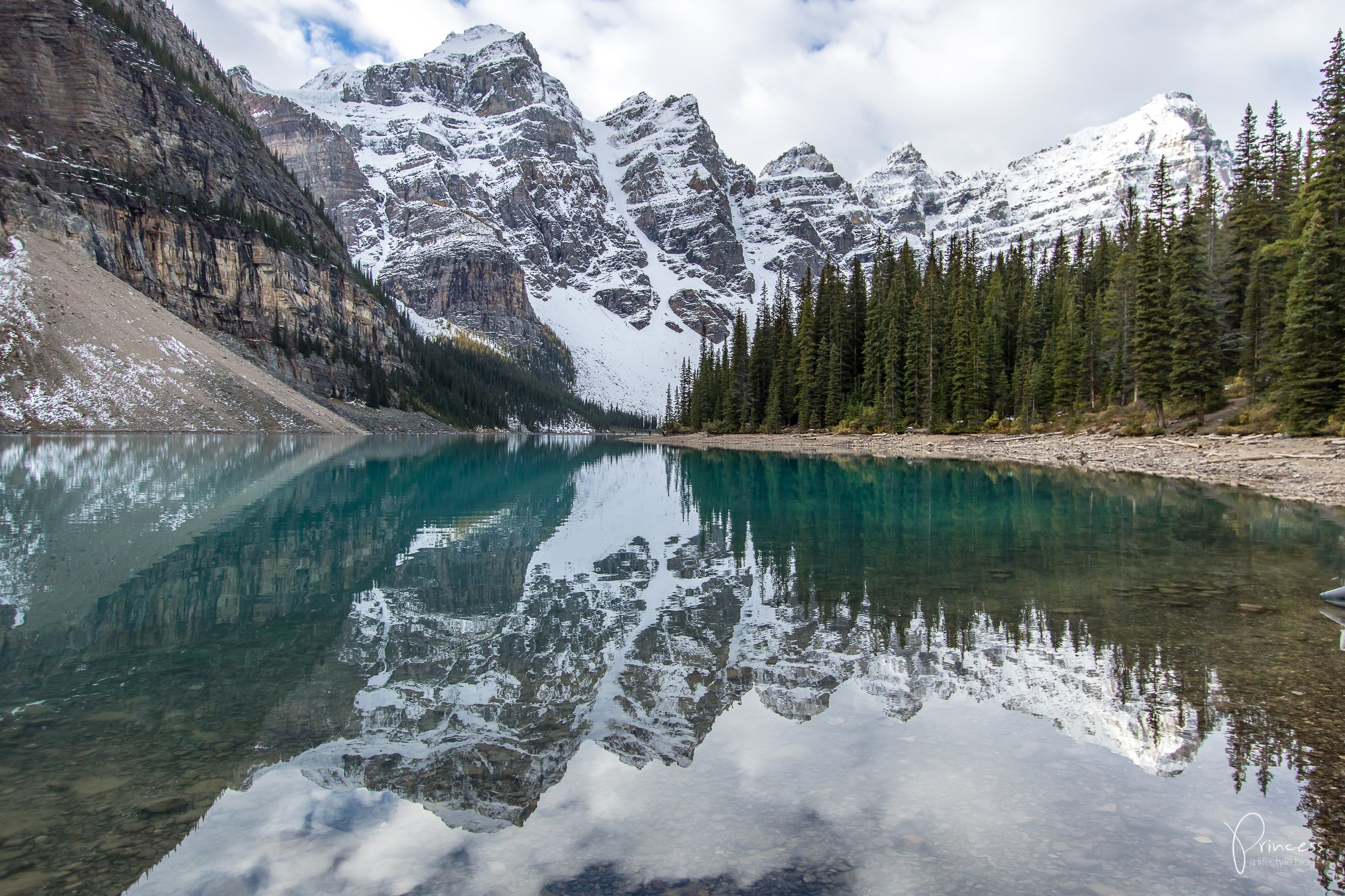 Banff und Yoho Nationalpark: 9 Orte die du besuchen...