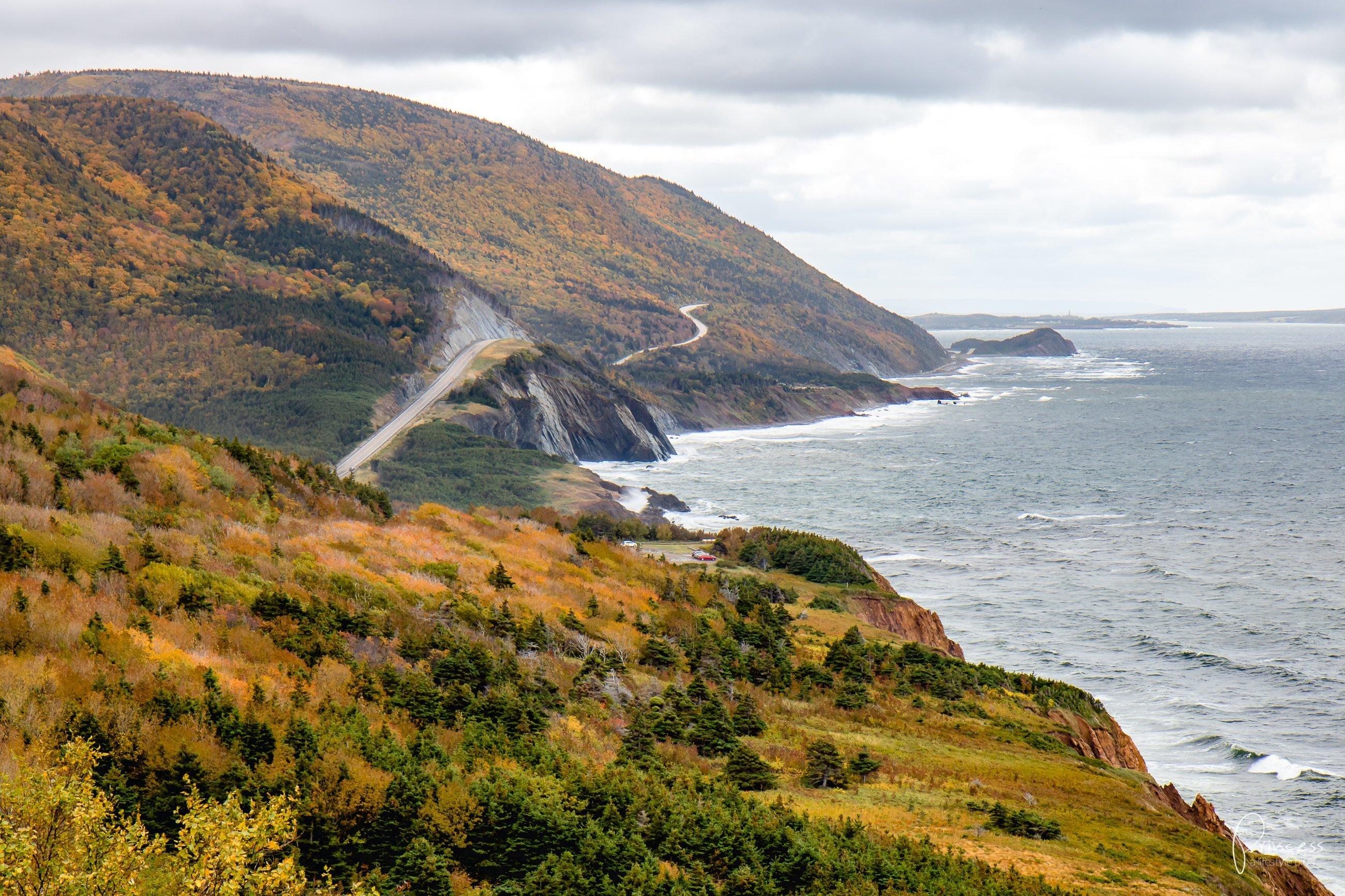 Cape Breton Island: Roadtrip entlang dem Cabot...