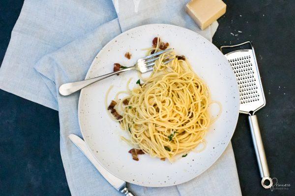 Spaghetti Carbonara – das Original-Rezept!