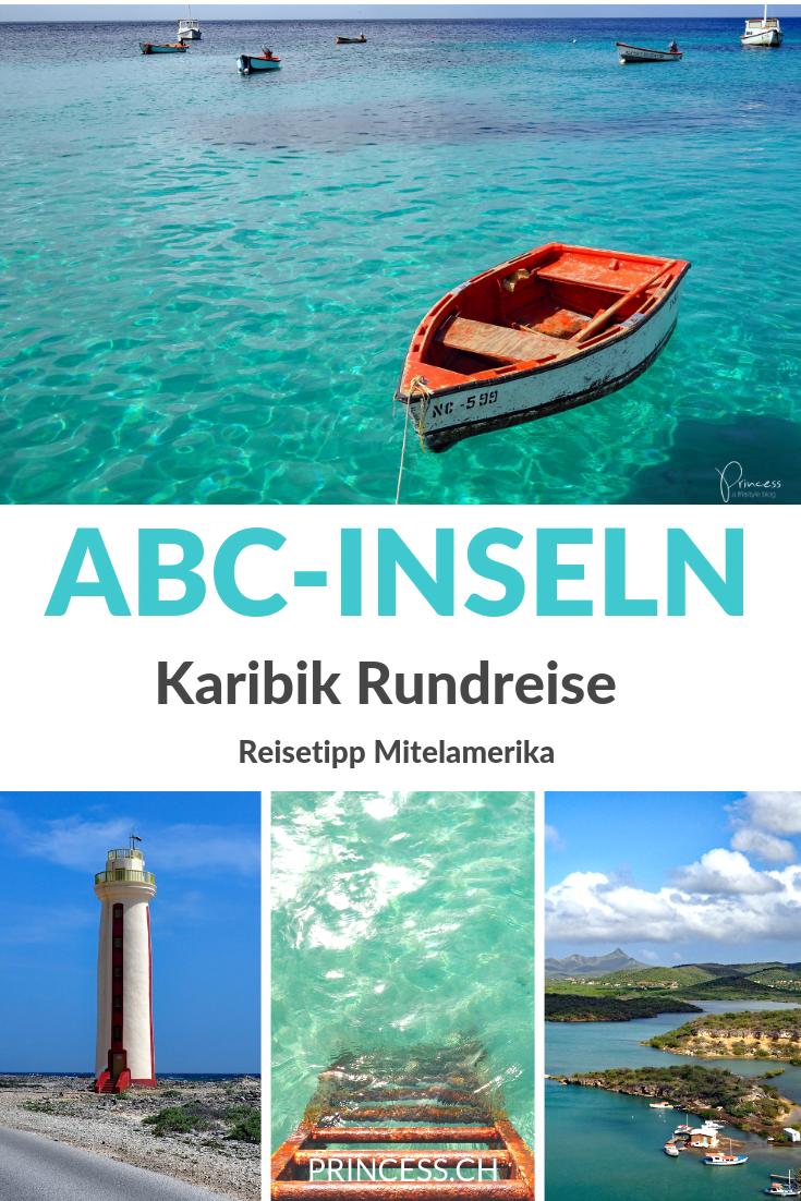 ABC Inseln in der Karibik: Aruba, Bonaire und...