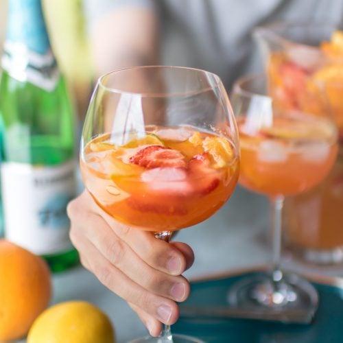 Fresh Sangria (alkoholfrei)