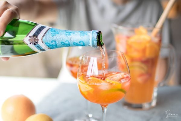 Grillparty Getränke-Ideen (alkoholfrei) und Rezepte