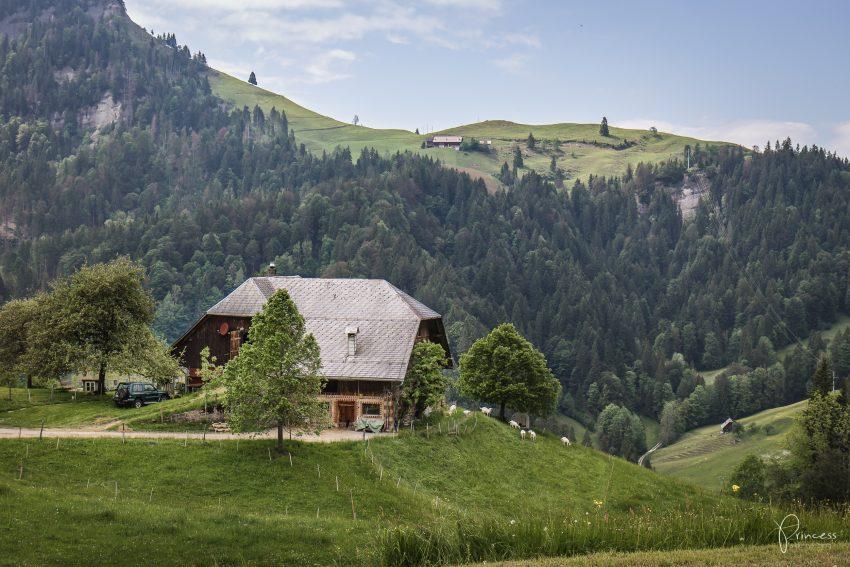 Unterwegs im Entlebuch: Marchbach Genuss-Tour zur...