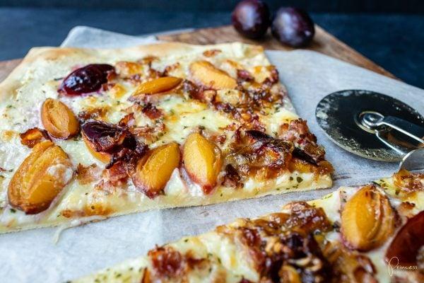 Pizza Bianco – die herbstliche Variante